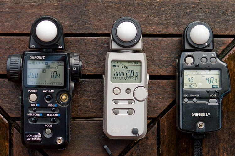 lightmeters